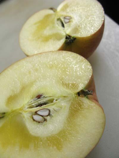 りんごの蜜