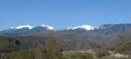 八ヶ岳4.28
